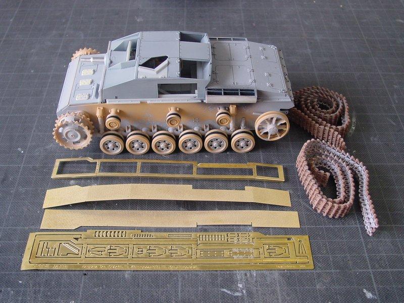 III号突撃砲D型-1
