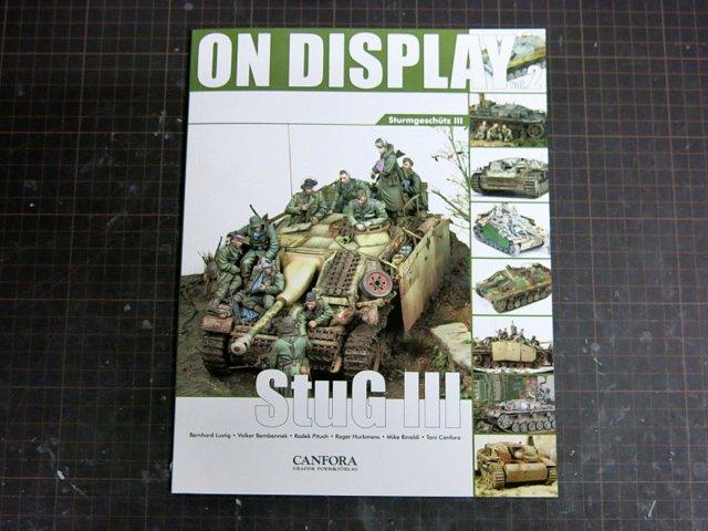洋書『ON DISPLAY : Stug III』