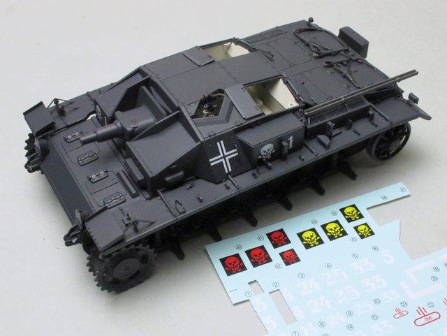 III号突撃砲D型-21