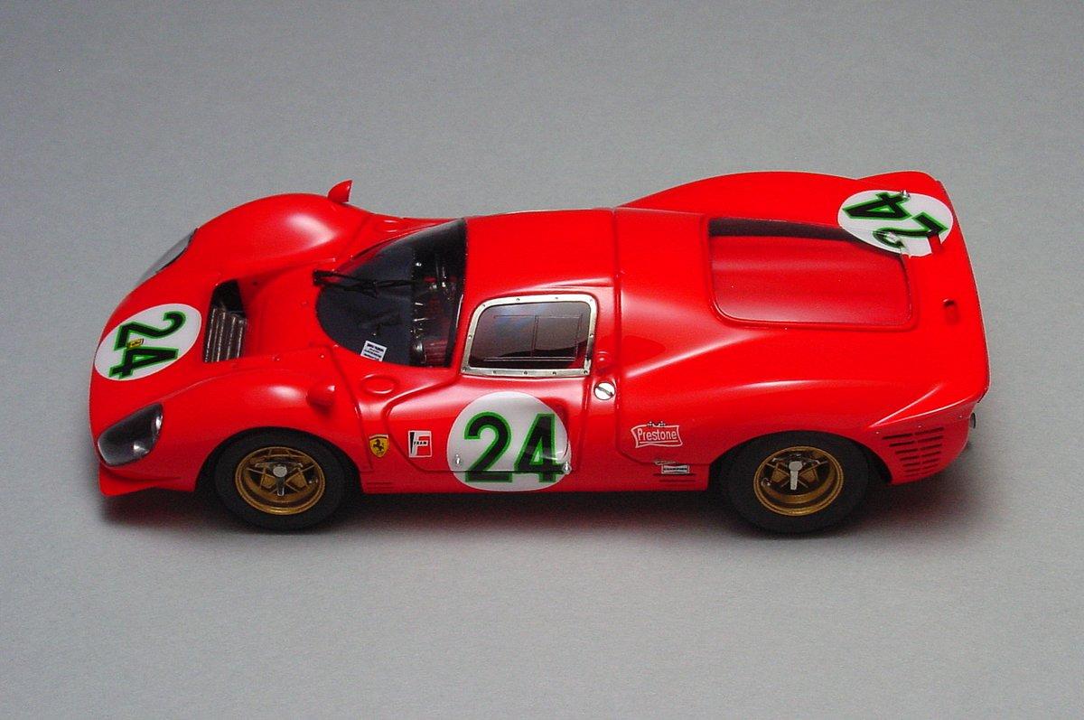 Ferrari 330P4 Daytona 24h '67