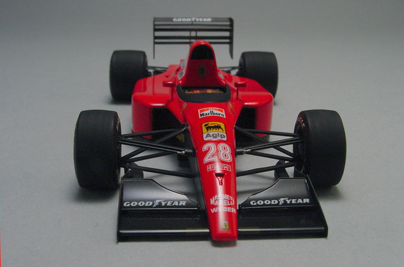 Ferrari 643 Japanese GP '91