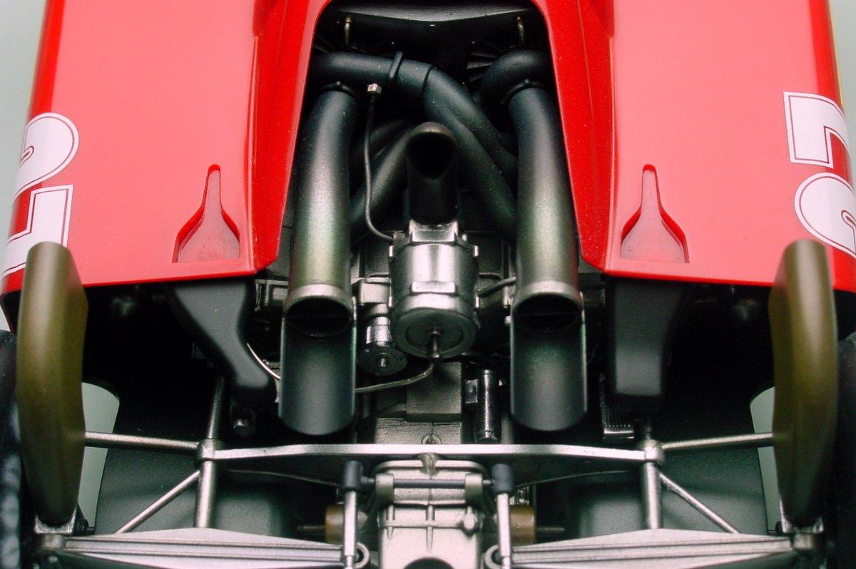 Ferrari 126C2 Belgian GP '82