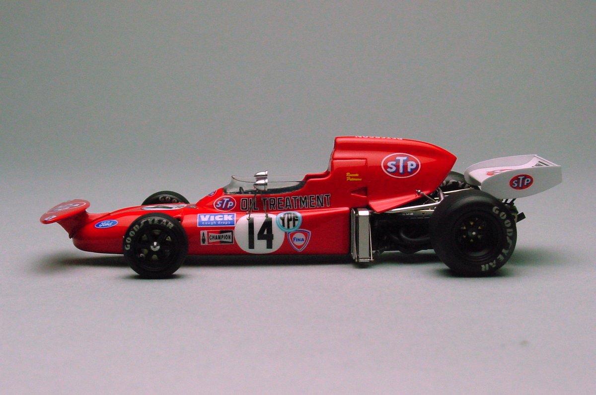 March 721 Argentine GP '72