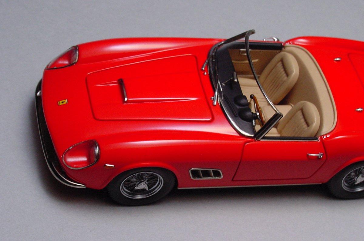 Ferrari 250GT SWB Spider Carifornia