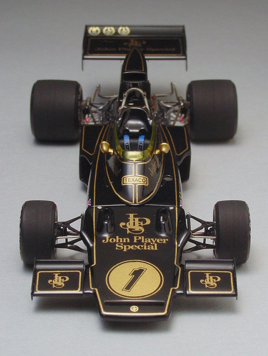 Lotus 72E Spanish GP '73