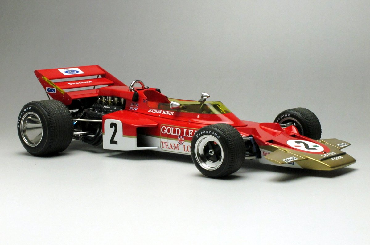 Lotus 72C German GP '70