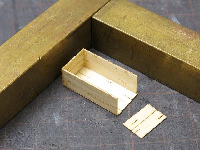 本物の木箱シリーズ(cobaanii模型工房)