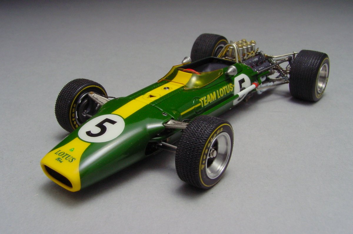 Lotus 49 Dutch GP '67