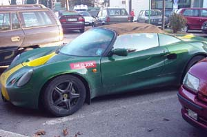 "Lotus Elise ""J.Clark"""