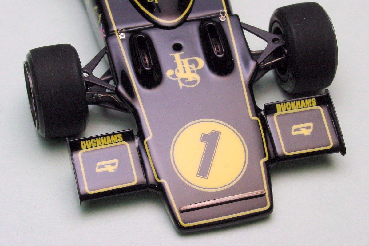 Lotus 72E Monaco GP '74