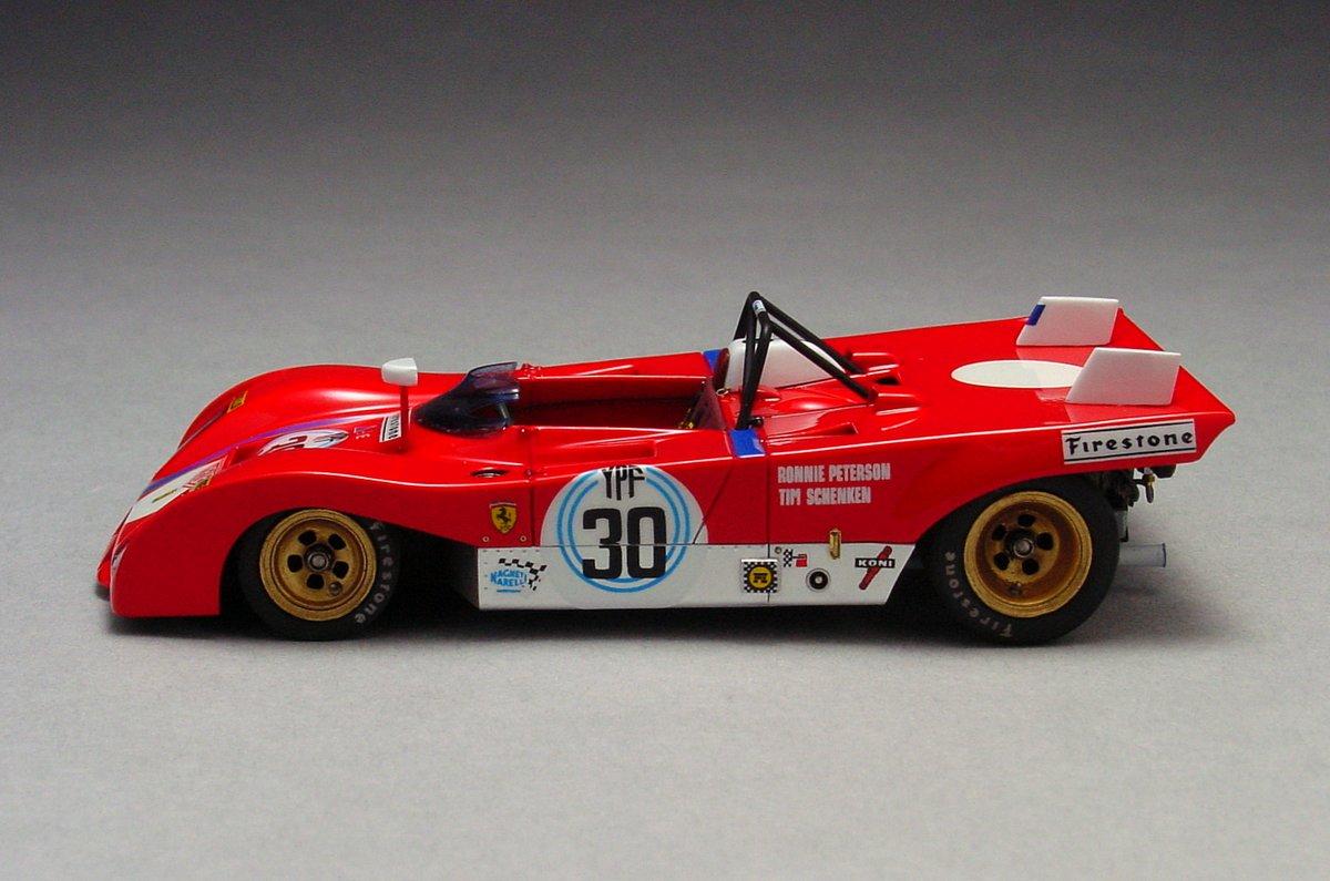 Ferrari 312PB Buenos Aires '72