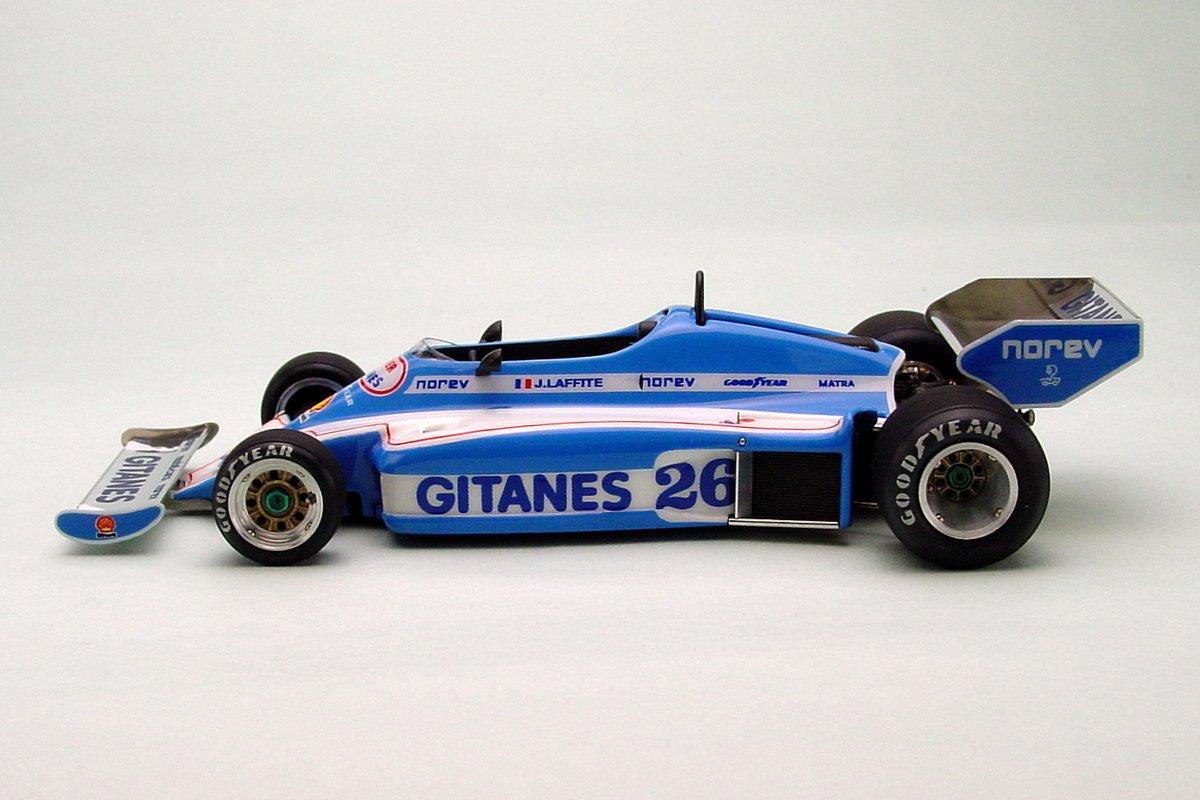 Ligier Matra JS7 Argentine GP '77