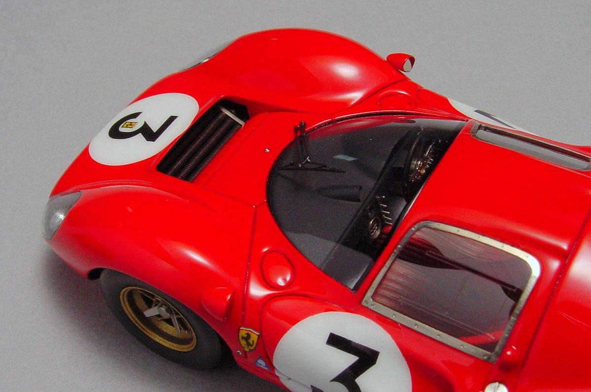 Ferrari 330P4 Monza 1000km '67