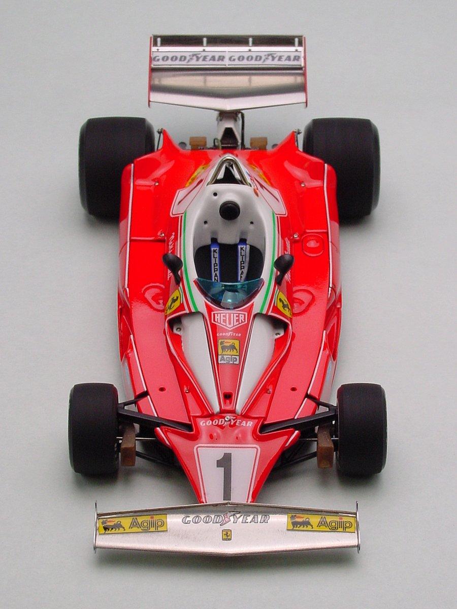 Ferrari 312T2 Monaco GP '76