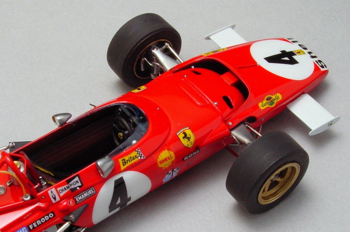 Ferrari 312B Italian GP '70