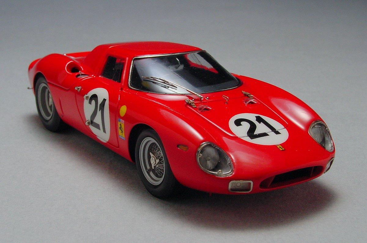 Ferrari 250LM Le Mans '65