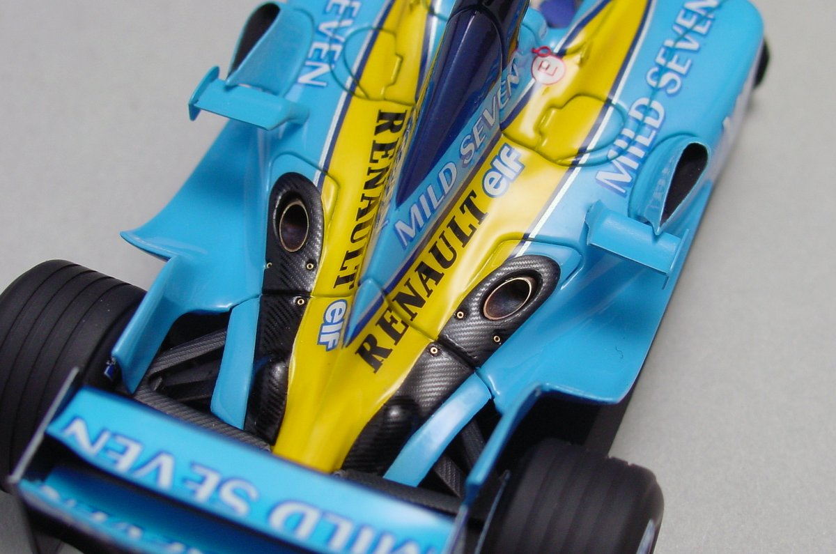 Renault R23 Spanish GP '03