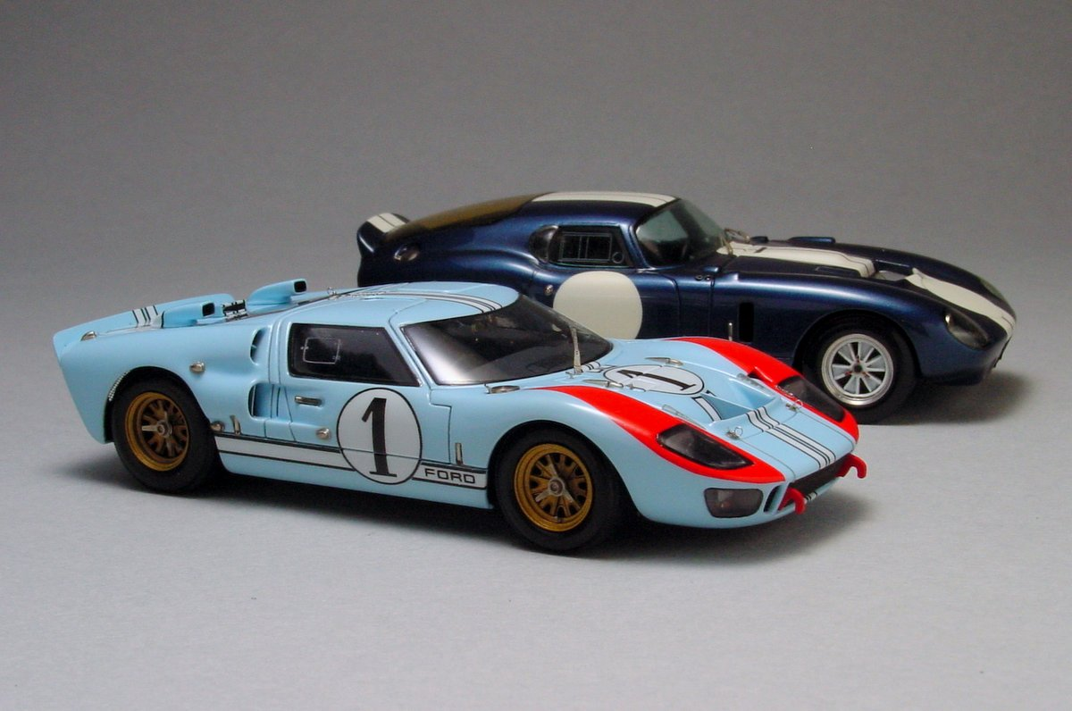 Ford Mk-II Le Mans '66