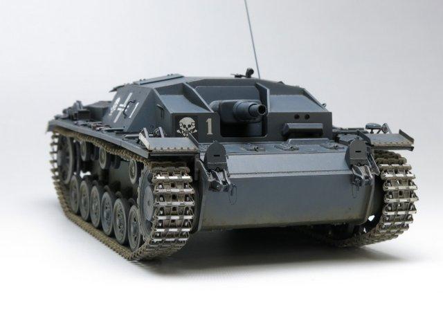 III号突撃砲D型-35