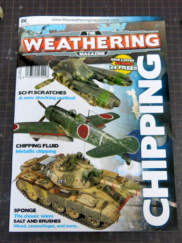 洋書『THE WEATHERING MAGAZINE VOL.3』