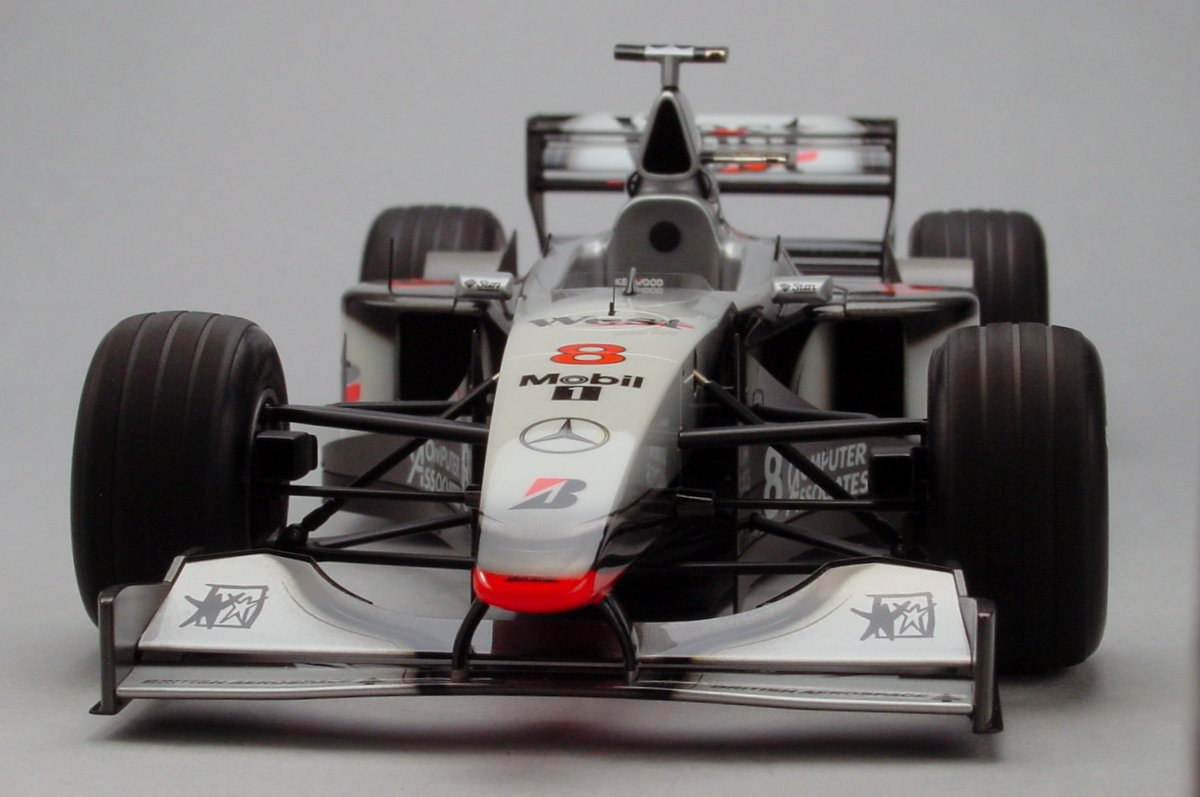 McLaren MP4-13 Japanese GP '98