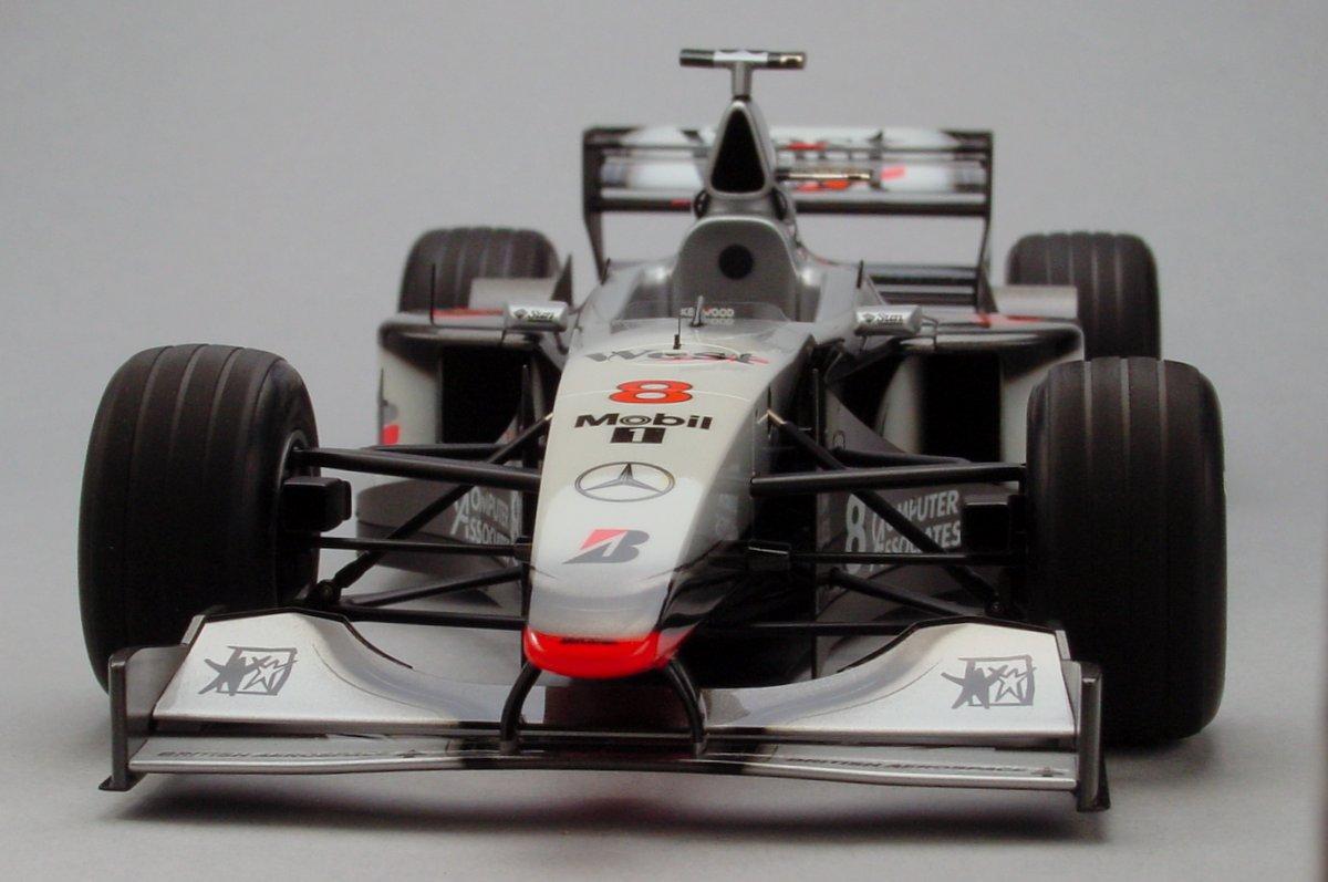 McLaren MP4-13 Japanese GP '98
