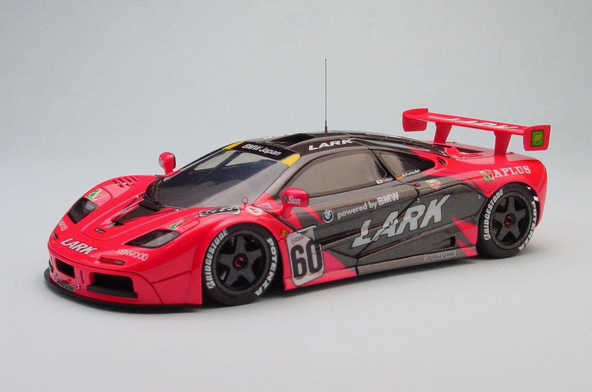 """McLaren F1-GTR """"LARK"""" JGTC '96"""