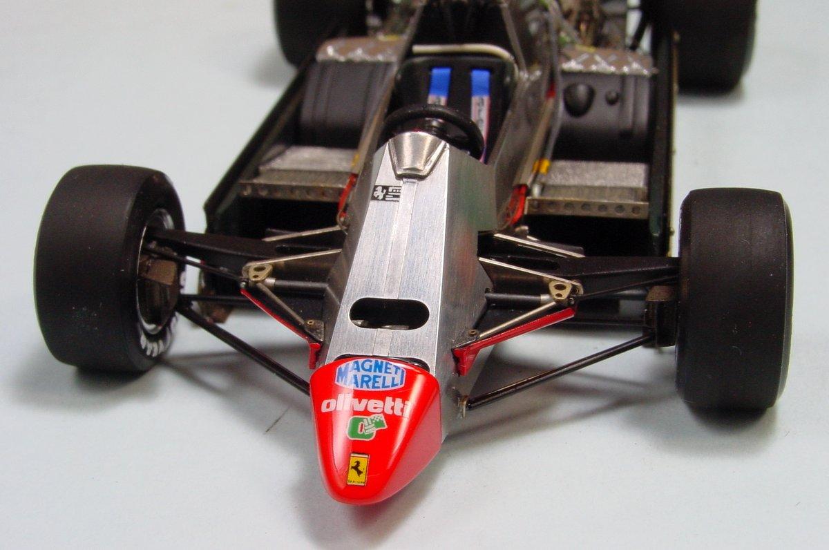 Ferrari 126C2 San Marino GP '82