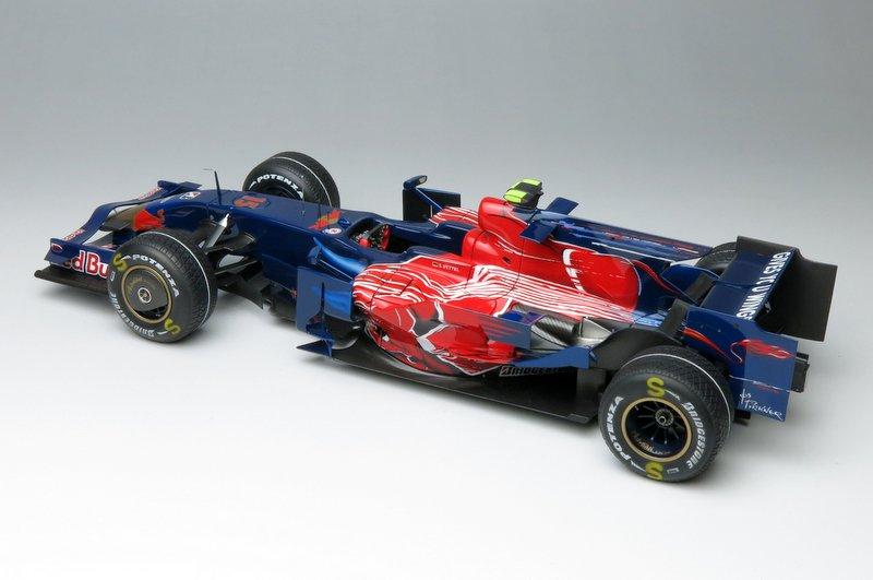Toro Rosso STR3 Italian GP 2008