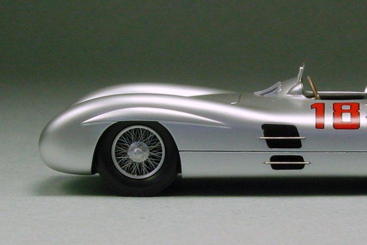 Mercedes W196 French GP '54
