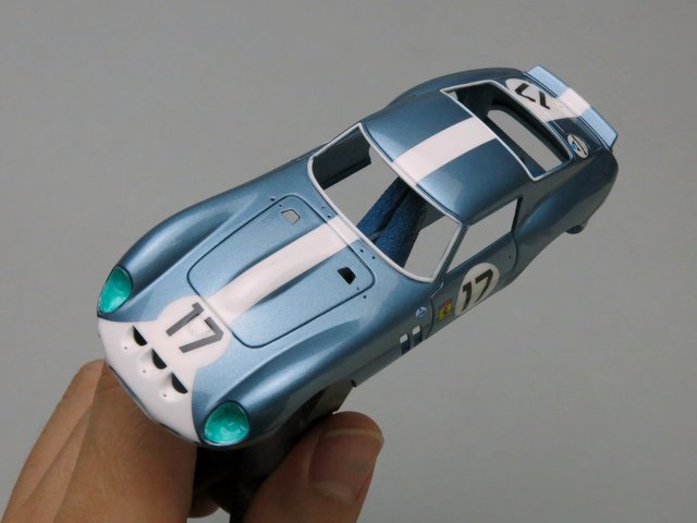 Esprit of 250GTO-20