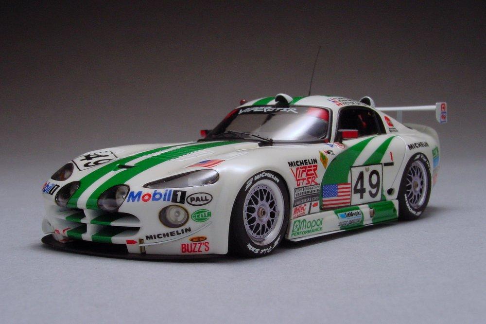 """Dodge Viper GTS-R """"Canaska"""" LeMans '96"""