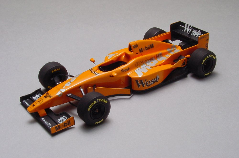 McLaren MP4/12 Press Version '97