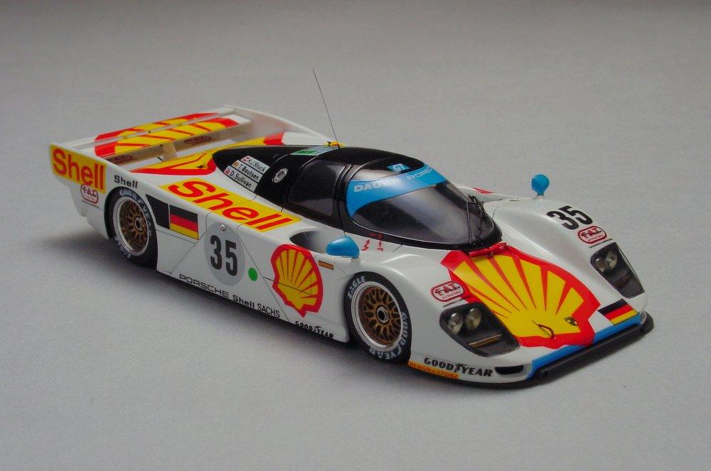 """Dauer Porsche 962 """"Shell"""" LeMans '94"""