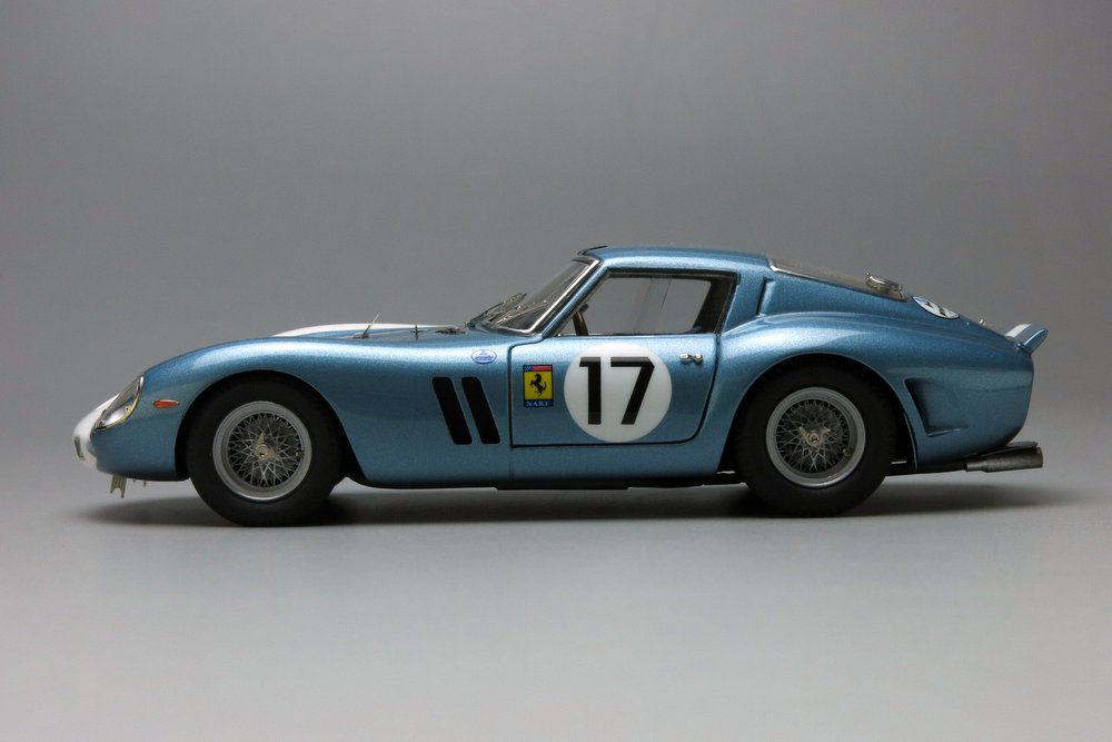 Ferrari 250GTO Le Mans '62