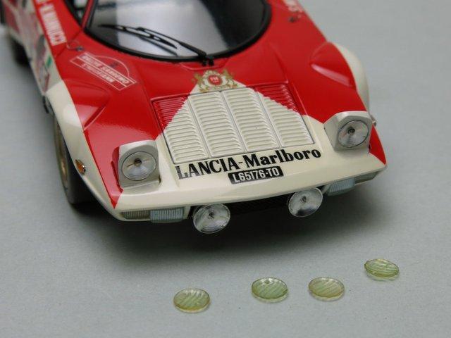 モデルカーのリペア-Marlboro Stratos(その2)