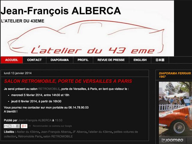 リンク『L'atelier du 43ème.』