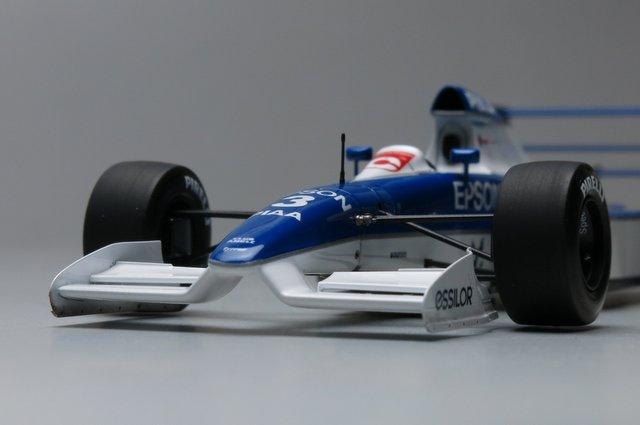 Tyrrell 019 Italian GP '90