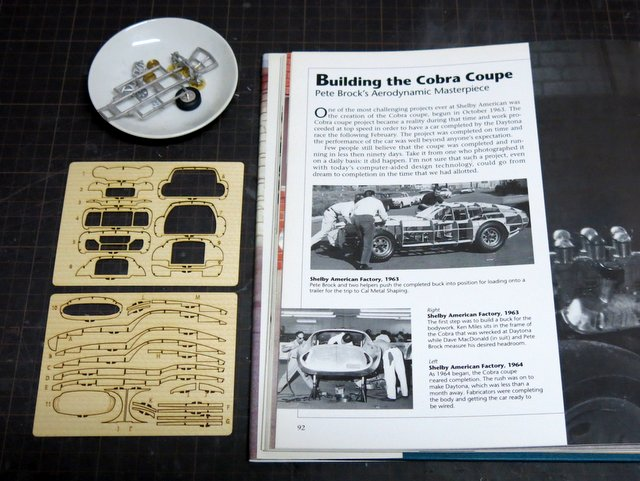 Building the Cobra Coupe