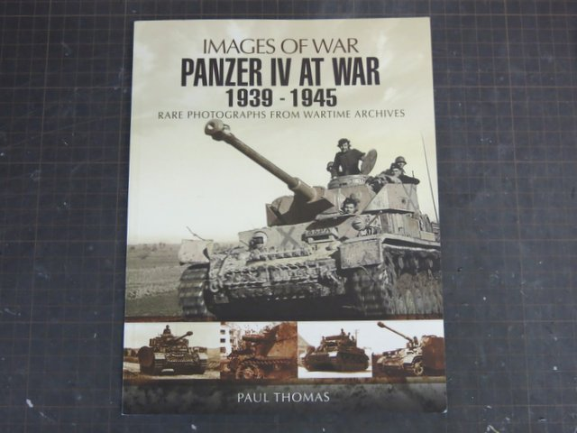 洋書『PANZER IV AT WAR 1939-1945』