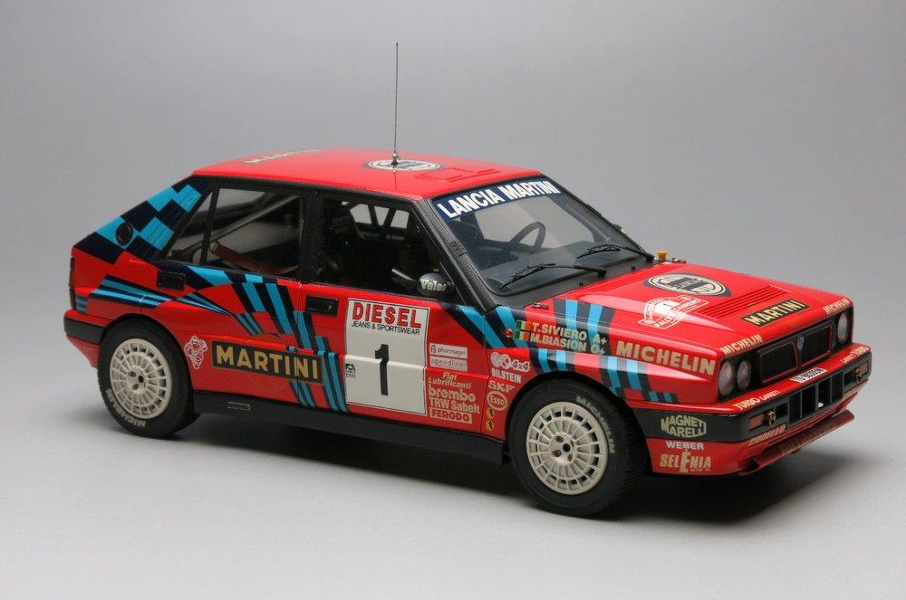 Lancia Delta HF Integrale 16v Sanremo Rally '89