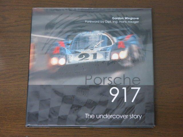 洋書『Porsche 917 : The undercover story』