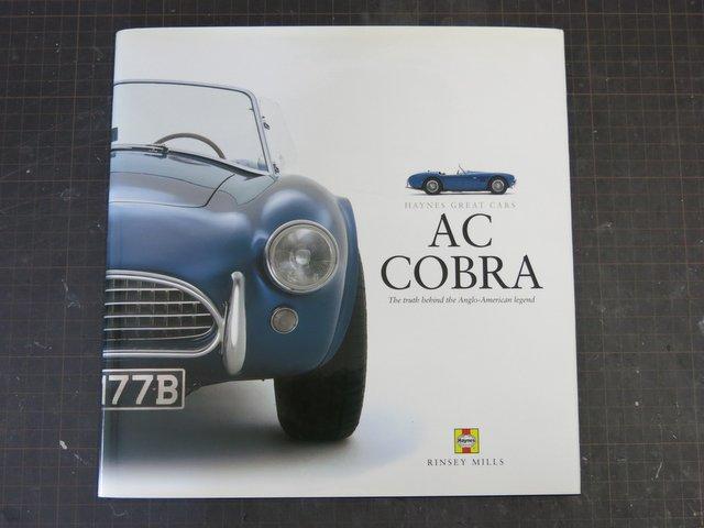 洋書『AC Cobra』