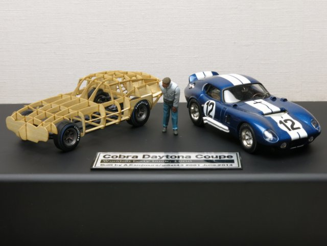 Building the Cobra Coupe-11