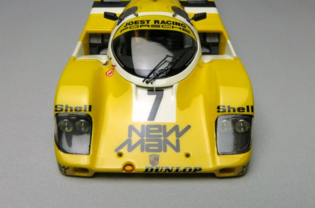 Porsche 956 Nurburgring '84 Repaired