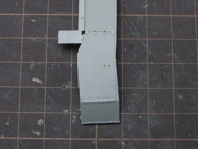 ドラゴンのIII号E型(スマートキット)製作記-8