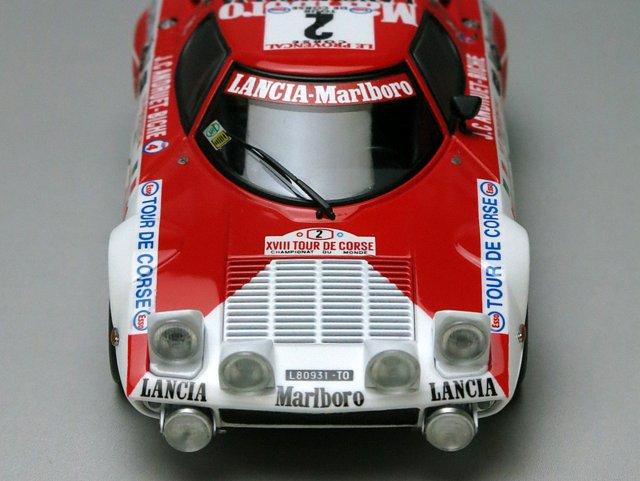 Lancia Stratos Tour de Corse '74