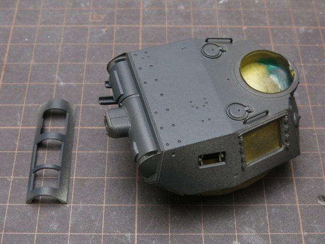 ドラゴンのIII号E型(スマートキット)製作記-14