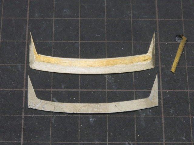 YOW MODELLINIのP4/5Cレジンキット製作記-11