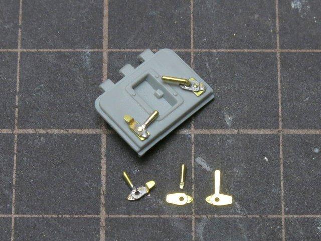 ドラゴンのIII号E型(スマートキット)製作記-16